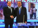 Berlusconi Vespa